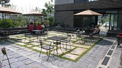 Cafe Madang in Haeyiri-village (DokdoinZorro) Tags: korea 헤이리 찻집