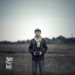 10/30 (Paolo Martinez) Tags: selfportrait blur self paolo bokeh outdoor 135mm 6d brenizermethod peopleenjoyingnature