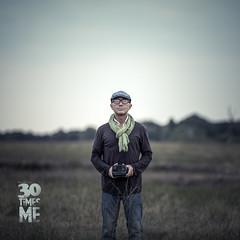 10/30 (Paolo Martinez) Tags: selfportrait blur self paolo bokeh outdoor 135mm 6d brenizermethod peopleenjoyingnature
