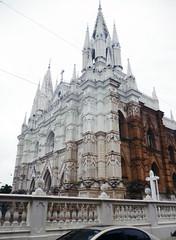 Catedral de Santa Ana (Nadia Caballero) Tags: arquitectura catedral iglesia elsalvador santaana heroica gotica elsalvadorimpresionante