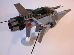 Scout Fighter (patlacroix72) Tags: star lego space scifi wars