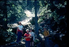 Hiking in the Cascades