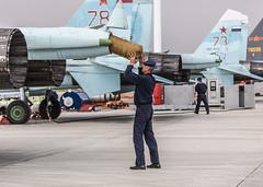 AP0A9792 (Nikolay Krasnov) Tags: show blue sky clouds plane canon airplane photo force russia moscow aircraft aviation air flight bluesky follow since airshow helicopter planes sigma120400 5dmk3 zukovski aviadarts