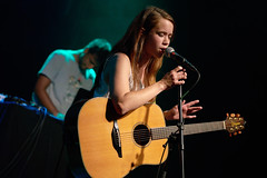 Lilly Among Clouds (mattrkeyworth) Tags: people concert gig lilly musik konzert würzburg posthalle posthallewürzburg sel70200g sonya7rii lillyamongclouds ilce7r2