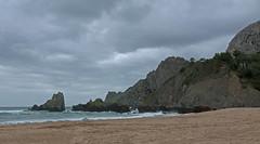 ekaitza (Anderlar) Tags: sea storm beach landscape mar playa tormenta bizkaia euskalherria basquecountry laga hondartza itsasoa ekaitza