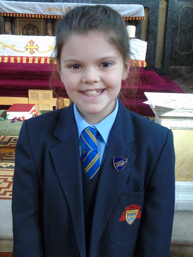 School Council Rep - Isobel Reynolds