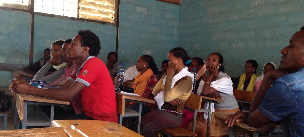 Hannah Murphy - Axum, Ethiopia