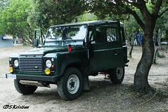 My LR Defender (kri.photo) Tags: holiday car jeep offroad outdoor landrover 90 defender maccvhiana