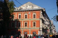 A Rynok s a Krakivska utca sarkn (sandorson) Tags: travel lviv ukraine galicia lvov  lww lemberg galcia leopolis ukrajna    sandorson ilyv halics