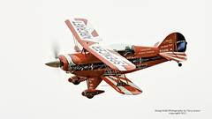 N12QW 1984 Pitts S-2B Special C/N 5053 (Hawg Wild Photography) Tags: arlington cn special 1984 flyin pitts 2015 s2b 5053 terrygreen nikon600mmvr n12qw nikond4s arlingtonwashingtonkawo
