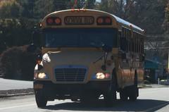 Carmel CSD #343 (ThoseGuys119) Tags: vision bluebird schoolbus carmelny carmelcsd