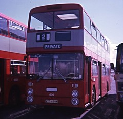 VTC499M (21c101) Tags: 1974 daimler fleetline 409 northerncounties lancashireunited crg6lxb vtc499m