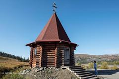 SORROW CHAPEL (RUSSIANTEXAN) Tags: general russia chapel helicopter siberia alexander sayan 2012 krasnoyarsk anvar lebed russiantrip khodzhaev