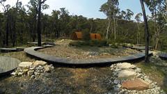 Bugiga Hiker Camp  Large Group Shelter (walkingdroid) Tags: australia grampians victoria aus strathdale overnighthike bugigahikercamp grampianspeakstrail bugiga