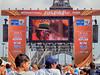 FIFA Fan Fest 2010 at Paris the 28.06.2010 (alexis boidron) Tags: world camera paris france cup netherlands face foot fan football cola head fifa soccer sony motors emirates international kia fest coca paysbas visage 2010 tf1