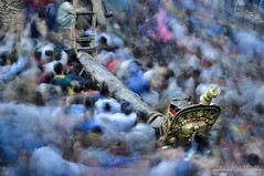 Clouds of Devotees (Narayan Maharjan) Tags: nepal festival nikon long exposure religion festivals culture sigma ne celebration idol kathmandu nepalese longest devotees narayan patan pulling rato chariot kathmanduvalley machendranath patandurbarsquare maharjan 00977 maharjansphotography narayanmaharjan maharjanarayan maachendranath