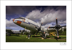 Handley Page Bristol (Descended from Ding the Devil) Tags: sky clouds plane outdoors aircraft wideangle lincolnshire newark hdr airmuseum sigma1020mm newarkontrent winthorpe photoborder canon40d hdrterrorist photomatixpro5