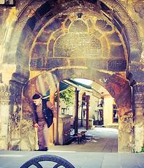 the fatigue of the years (Turkish's Teacher) Tags: old history outdoor muslim trkiye culture age empire years ottoman cami fatigue cultural mosques minarets islamic anatolia yorgunluk kastamonu emprie anadolu osmanl klliyesi yal yllar ihtiyar ylanl