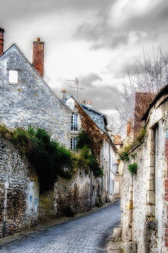 Another picturesque Street In Senlis
