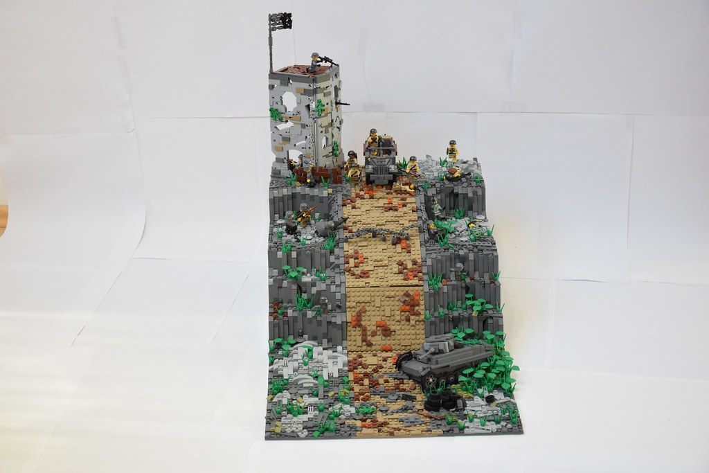 The world 39 s best photos of 1940 and lego flickr hive mind for Siege lego france
