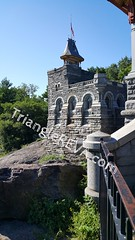 Belvedere Castle in Central Park NYC (TriangleREVA) Tags: nyc castle centralpark belvederecastle