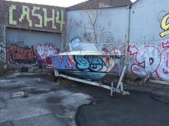IMG_5478 (Hypurban) Tags: nyc newyork abandoned brooklyn graffiti head warehouse wax smells abandonedwarehouse brooklyngraffiti waxhead graffitiyard cash4