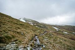 Crn Mairg Approach (MarcProudfoot) Tags: scotland munros glenlyon