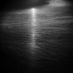 Last Shot of Summer (LowerDarnley) Tags: ocean sunset holga sand princeedwardisland pei tides latesummer thundercove darnleybeach lowerdarnley