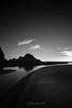 The Follower (Luis Figuer) Tags: seascapelongexposure blackwhite blackwhitelongexposure blancoynegro costarica guanacaste playabuenavista samara largaexposicion longexposure