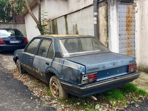 Opel Ascona 1.6 D