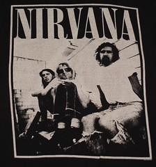 Nirvana Graphic Tee Shirt (itstayedinvegas-4) Tags: music graphicteeshirt nirvana kurtcobain