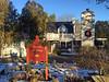 Clay Hill Farm - Christmas Day (ParkerRiverKid) Tags: scavenger7 ansh75 chimney clayhillfarm ogunquit maine christmasday