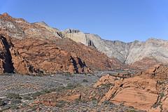 West Canyon Road (Runemaker) Tags: westcanyon road snowcanyon statepark utah landscape nature desert sandstone mountains wilderness