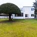 Arne Jacobsens house in Charlottenlund - 1/4