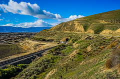 DSC04237--Salinas Valley, CA (Lance & Cromwell back from a Road Trip) Tags: salinasvalley montereycounty metzroad sony sonyalpha a7ii fe 24240mm railroad