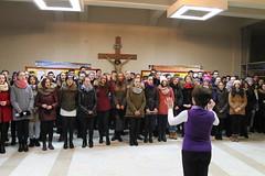 """Tinerii de la Căminul """"Xaverianum"""" - Iași (2)"""