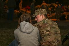 010517_B2_Falcon Paratroopers bid farewell, head to Iraq (FortBraggParaglide) Tags: paratrooper 2ndbrigadecombatteam 82ndairbornedivision fortbragg nc deployment operationinherentresolve usarmy unitedstates