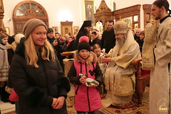 113. Nativity of the Lord at Lavra / Рождество Христово в Лавре 07.01.2017