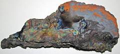 Turgite (Graves Mountain, Georgia, USA) 3 (James St. John) Tags: turgite iron oxide oxides mineral minerals graves mountain georgia hematite goethite