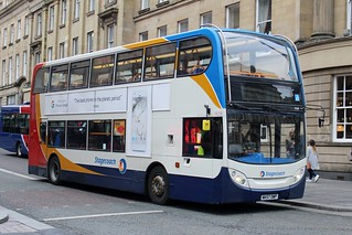 Stagecoach North East: 19208 / NK57 DWP