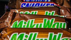 2017 036:365 (Kevin MG) Tags: candy chocolate commercial milkyway snickers 365project closeup macro