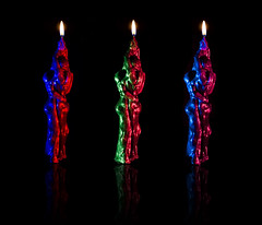 Triple Candle of Love