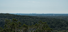 Downtown San Antonio View - Government Canyon State Natural Area - Bexar County - Texas - 11 September 2016 (goatlockerguns) Tags: live oak government canyon state natural area bexar county texas nature park statepark trees tree forest hillcountry usa unitedstatesofamerica south southern southwest west