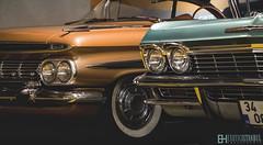 59 & 64 Impala (ehanoglu) Tags: chevy chevrolet impala 1959 59impala belair biscayne gold digger istanbul classic classiccar vintage exoticistanbul emrehanoglu emrehanoğlu emre hanoğlu 59 1965 65 65impala