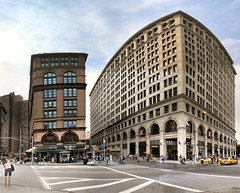 Astor Place North West by David Reeves on Flickr