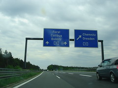 Autobahn (individual8) Tags: germany dresden may autobahn 2006 exit cottbus chemnitz a13 forst a15 boblitz