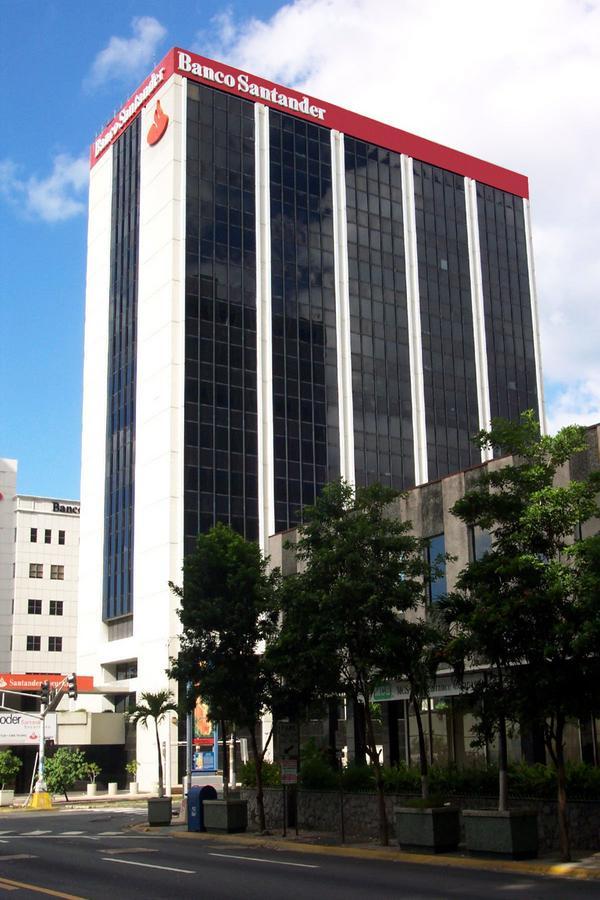 Banca Oriental De Puerto Rico:Banco Santander De Puerto Rico