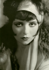 Clara Bow. (carbonated) Tags: 1920s it clarabow