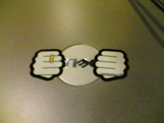 Goatse Stickers