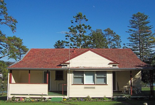Croke Cottage at St Joseph's Orphanage Kincumber South